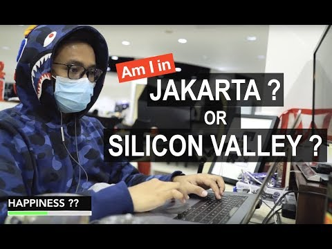 A Day in the Life of Software Engineer, Jakarta - Indonesia