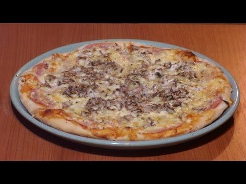 Testo za picu / Pizza Dough