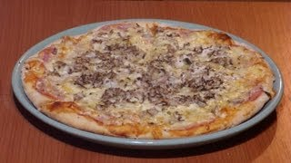 Testo za picu / Pizza Dough thumbnail