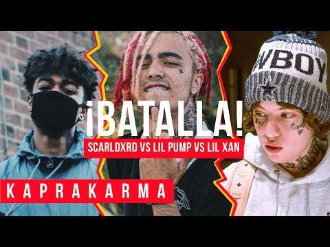 SCARLXRD vs LIL PUMP vs LIL XAN - Kapra Karma