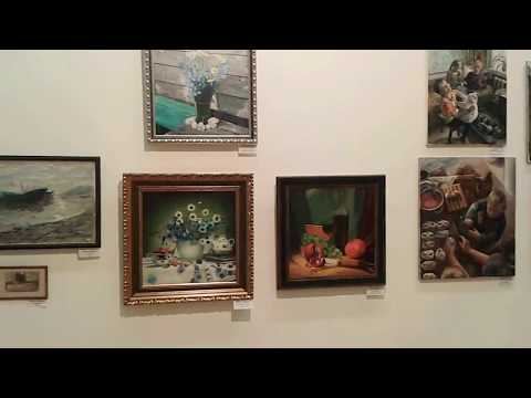 Выставка картин 22 июня - 6 июля 2017,  ЦДХ, Москва, Игорь Селиванов
