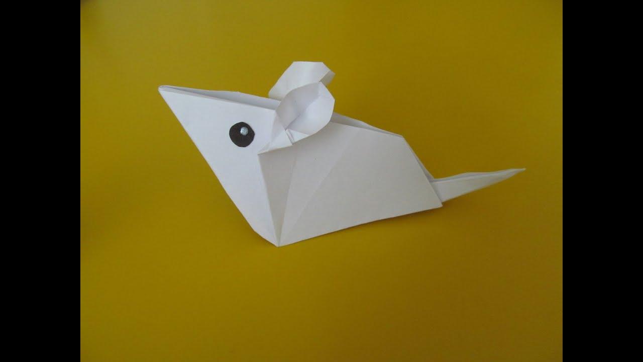 Легкое оригами бумаги детей видео