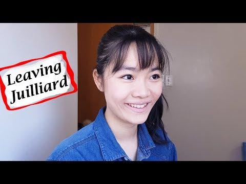 I'm Leaving Juilliard