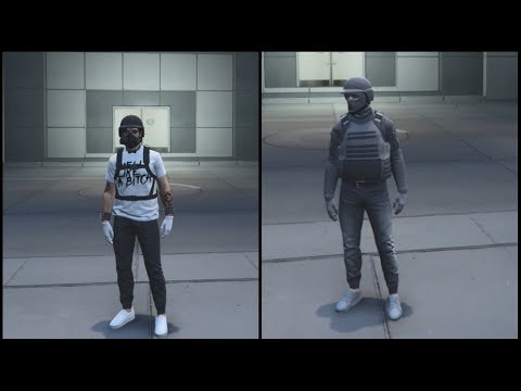 gta 5 online outfit