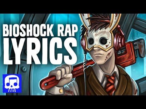Bioshock Rap LYRIC VIDEO by JT Music -