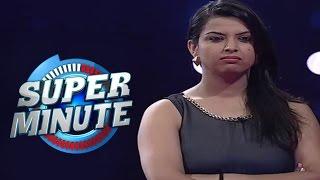 Super Minute Episode 23 - Actor Akul Balaji & Shwetha Chengappa
