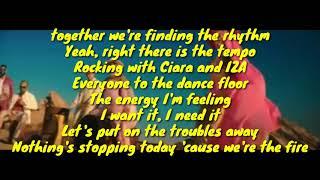 Baixar karaoke Evapora- IZA, Ciara & Major Lazer