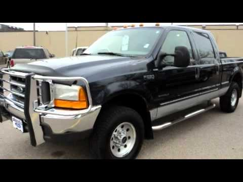 2000 FORD F-250 SIOUX FALLS SD