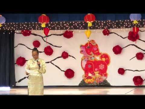 Glider Elementary School - Vietnamese New Year 2018