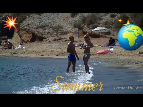 Summer -  The best time of year, Spain beach