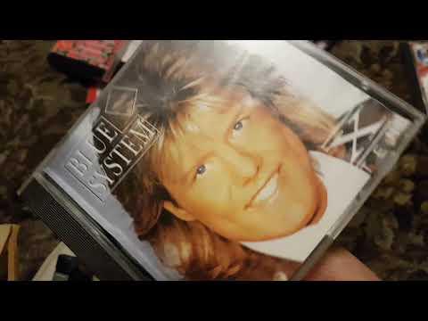 Обзор моих CD MP3 дисков найденых на улице