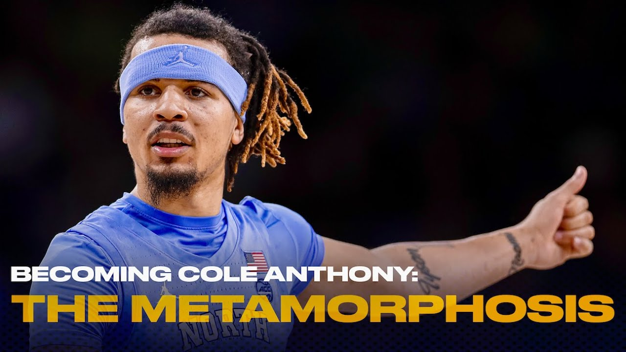 Cole Anthony Prepares for NBA Draft as ...