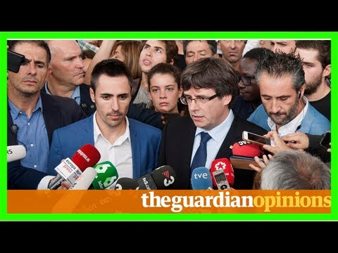 Catalonia's media drop impartiality for independence