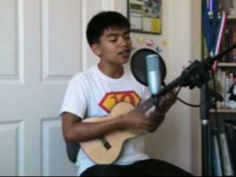 Oh It Is Love - Hellogoodbye ukulele cover - alex salazar