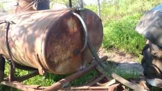 самодельная цистерна для закачки воды и т.д(, 2014-08-21T18:18:36.000Z)