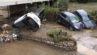 LIVORNO - alluvione 10/09/2017