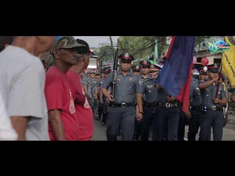 Dinalupihan Civic Military Parade 2018