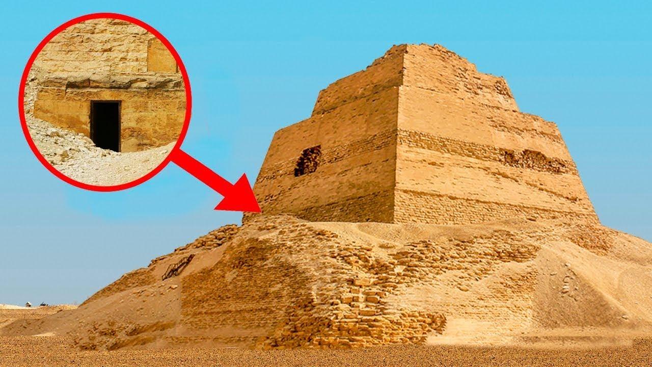 Antik Mısır'a Ait İnanılmaz Keşif HERKESİ ŞAŞKINA ÇEVİRDİ