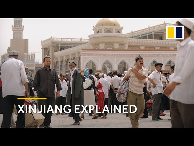 Explainer: Why China is keeping a tight grip on Xinjiang