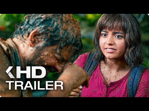 Marc 'The Cope' Coppola - Live Action Dora The Explorer. Dora & The Lost City Of Gold Long Trailer