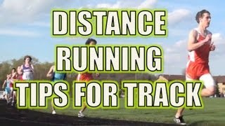 Running Track - Distance Race Tips