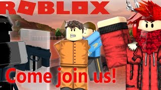 Live! Come join us: ROBLOX & Other Games