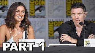 Marvel's Inhumans Comic Con 2017 Panel Part 1