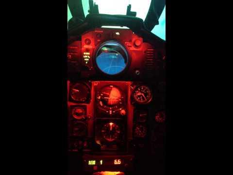 Flight Simulator Instrument Test