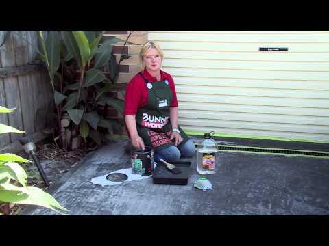 How To Paint A Concrete Driveway - DIY Advice