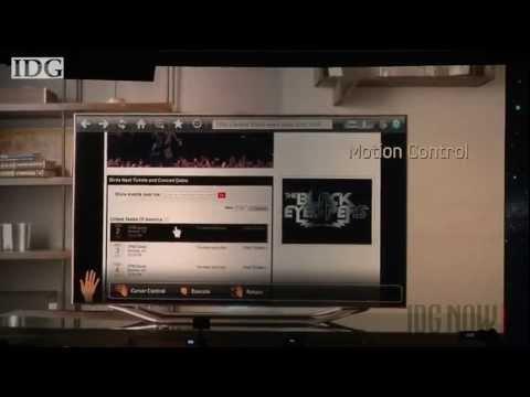 A imagem da besta orwelliana: Samsung apresenta TV com reconhecimento facial