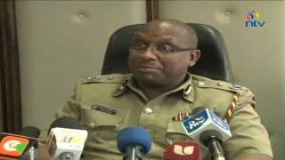 Nairobi county police boss says police will use lethal force w…