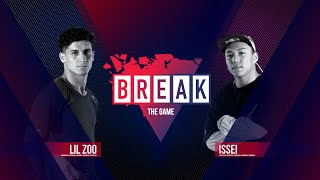 Lil Zoo vs. Issei | BREAK THE GAME