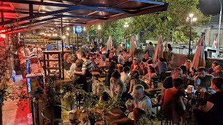 В Грузии открываются кафе и рестораны. Предприниматели просят, чтобы власть учла их просьбы.