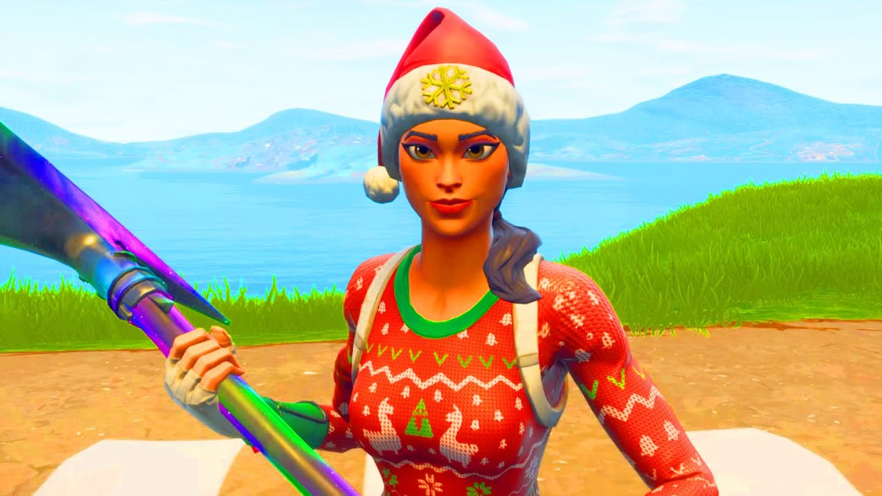 I Bought A Nog Ops Fortnite Account Youtube
