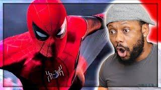 Spider-Man: Far From Home International Teaser Trailer #1 | REACTION!!!