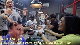 BER DAGANG YANG MEMBUNUHKU DAN BASKET BARANG MANUSIA GAIB JAKARTA  #66