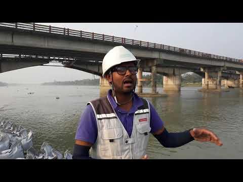 HALDA RIVER AN NATURAL REPRODUCTION FIELD FOR FISH,CHITTAGONG,BANGLADESH.