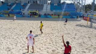 CONCACAF Beach Soccer World Cup Qualifiers 2017 - Canada vs Barbados