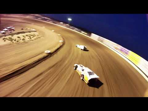 AZTEC SPEEDWAY RACE DRONE FOOTAGE