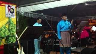 Sajak Kemerdekaan oleh Datuk Maxson H Jaafar