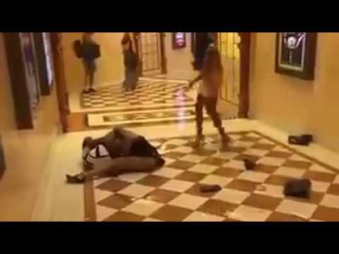 Socialites fighting at Kempinski Nairobi