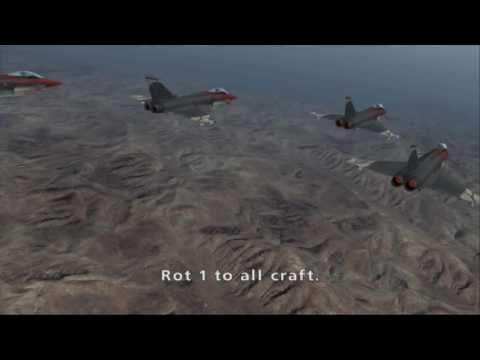 Ace combat 5 intro