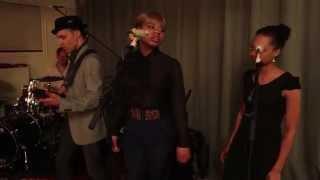 Teddy Pendergrass - LOVE T.K.O (Darryll Smith Cover)