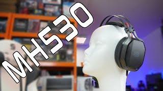 CoolerMaster MasterPulse MH530 - mocny bas czy coś więcej? TEST  - VBT