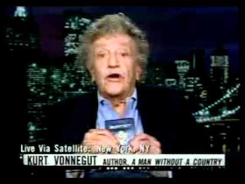 Kurt Vonnegut interviewed after Katrina.