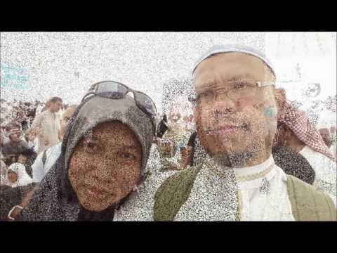 Nostalgia Kembara Haji 2014-Music Background 'Doa'-Rahimah Rahim