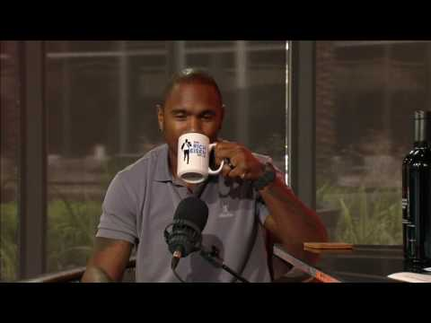 ESPN NFL Analys & 9-Time Pro Bowler Charles Woodson Joins The RE Show in Studio - 8/12/16