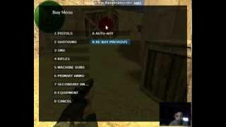 Primul GamePlay jucam cs 1.7