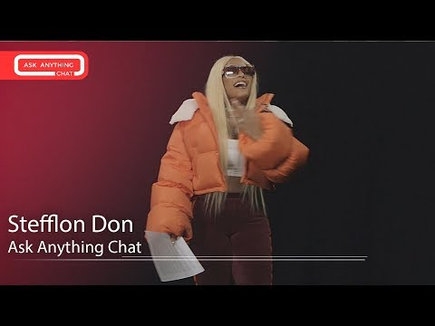 Stefflon Don Talks About Rapping w/ French Montana & Jax Jones
