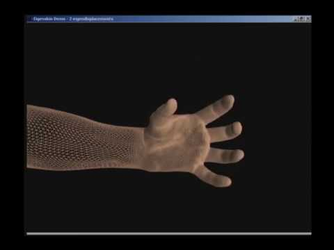 EigenSkin: Real Time Large Deformation Character Skinning in Hardware (SCA 2002)